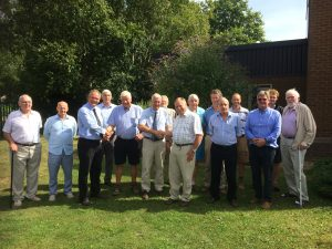 South Holland Internal Drainage Board members